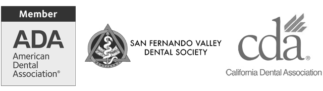 ADA, California Dental Association, Academy of General Dentistry